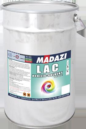 lac acrilic solvent 20kg