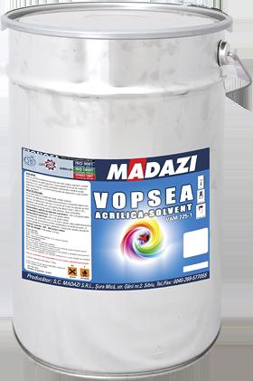 vopsea acrilica solvent 25kg
